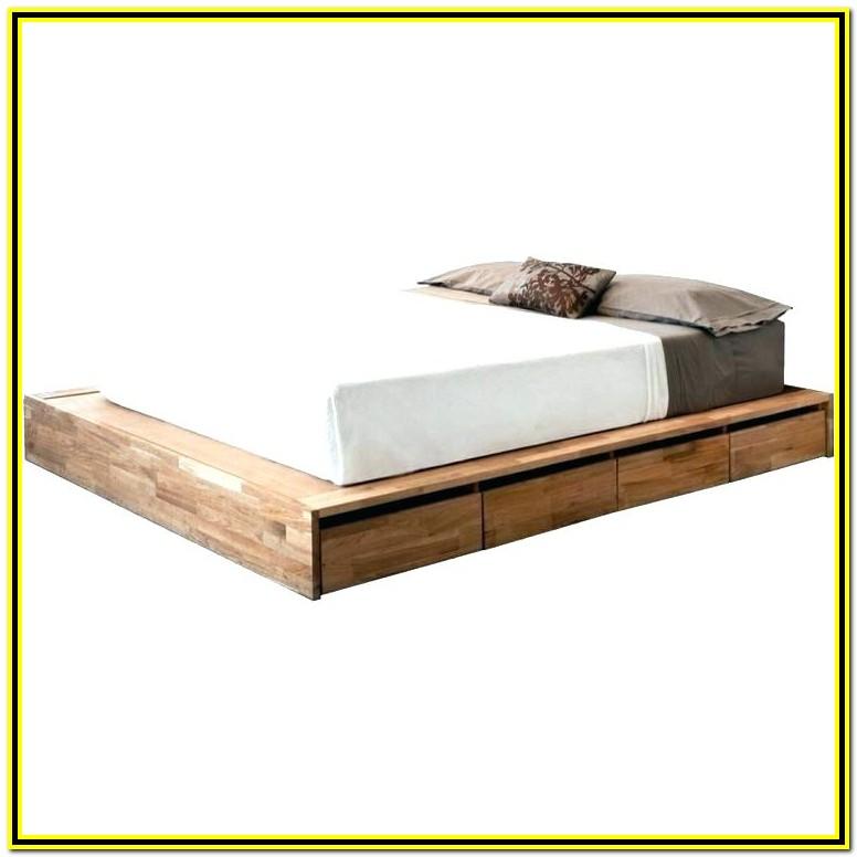Ikea Cal King Bed Frame Hack