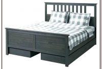 Ikea Hopen Queen Bed Frame Dimensions