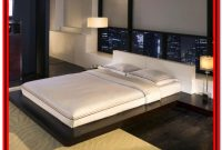 Japanese Style Platform Bed Queen