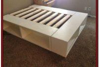 King Platform Bed Frame Diy