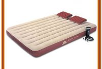 King Size Air Bed With Pump
