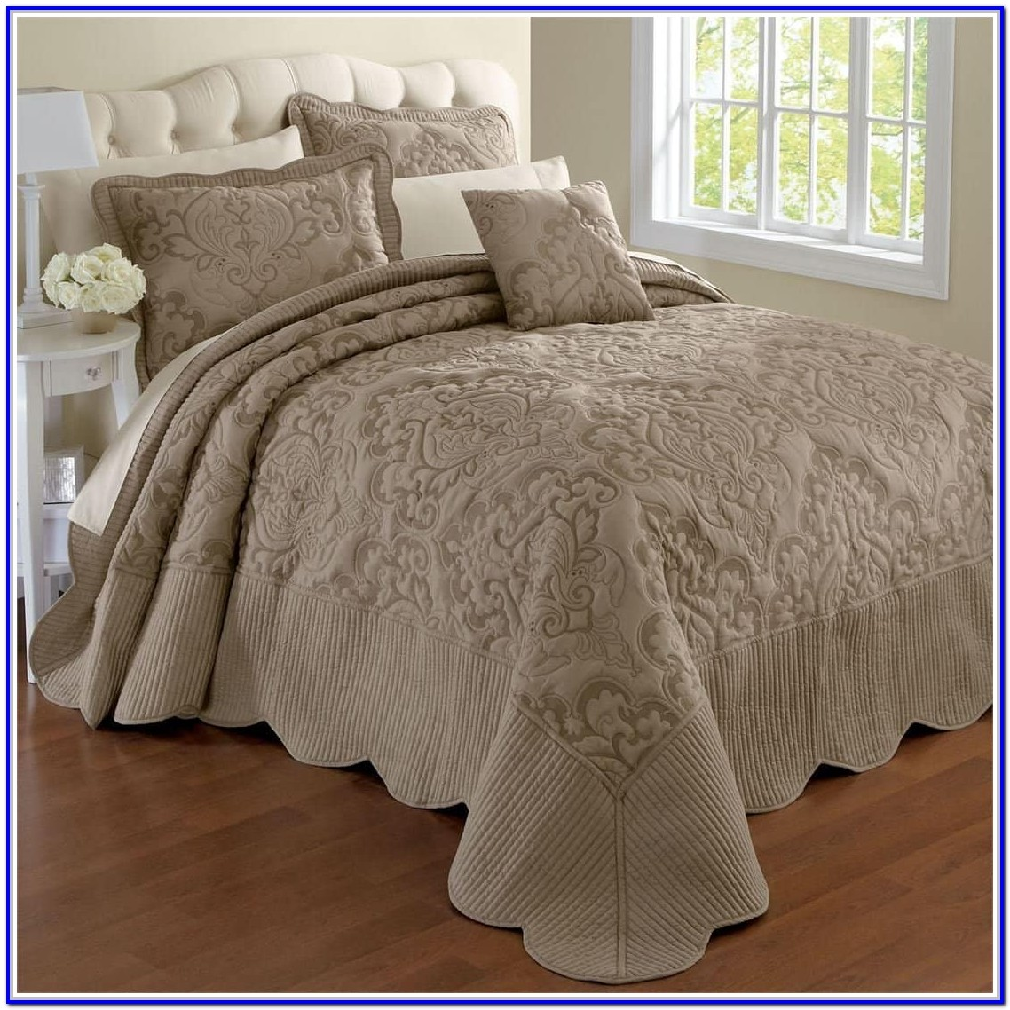 King Size Bed Comforter Dimensions
