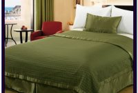 King Size Bed Skirts 12 Inch Drop