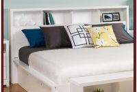 King Size Beds With Storage Headboards