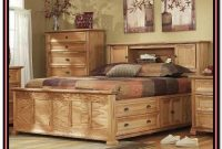 King Size Captains Bed With 8 Drawers And 2 Cupboards