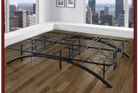 King Size Metal Platform Bed Frame