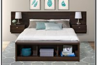 King Size Platform Bed With Storage Diy