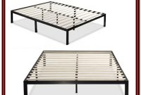 King Size Wooden Slat Bed Frame