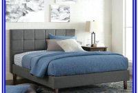 Low Platform Bed Frame Canada