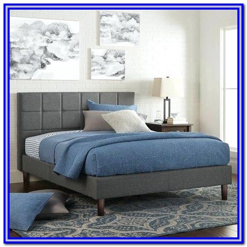 Low Platform Bed Frame Canada