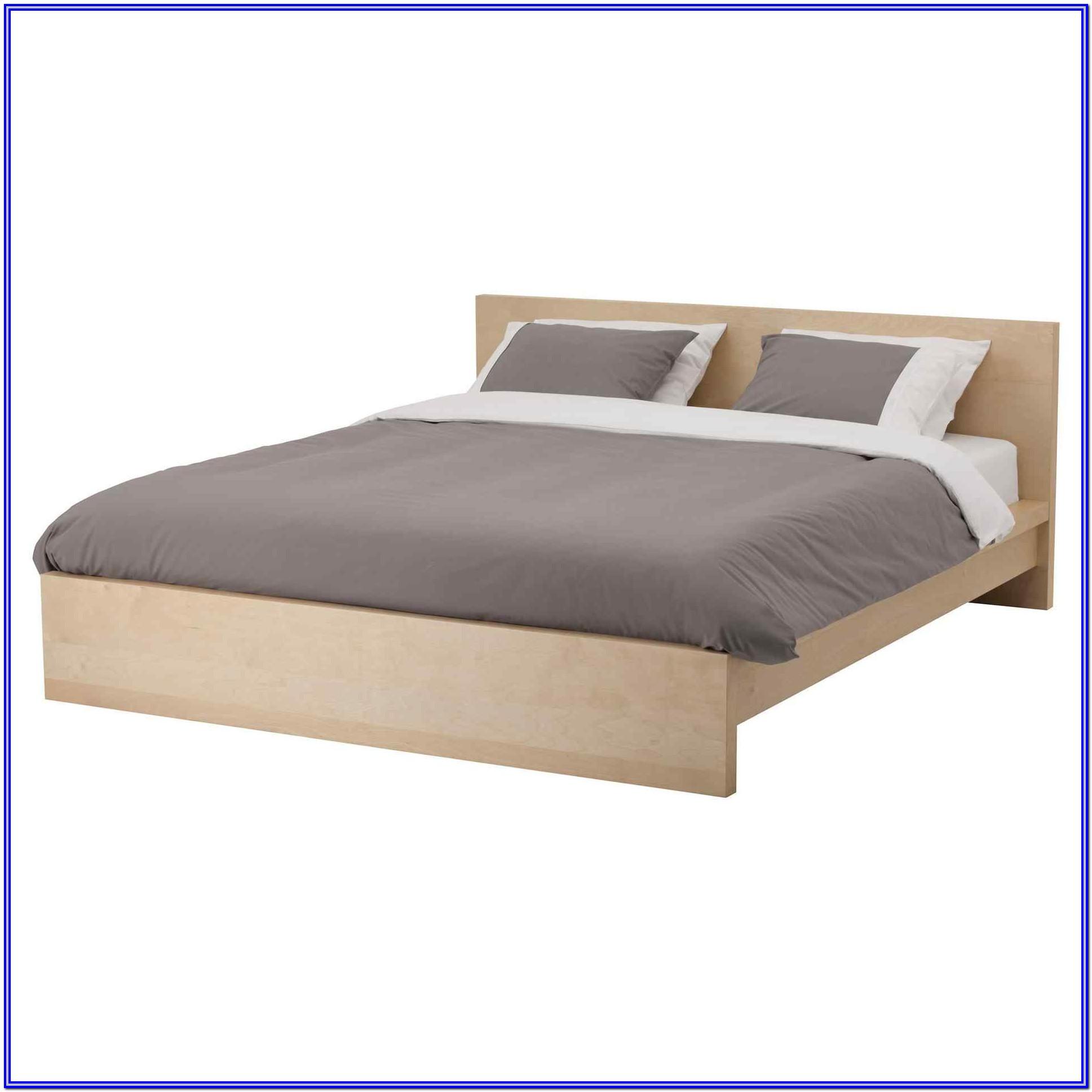 Low Platform Bed Frame Ikea