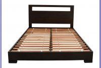 Low Platform Bed Frame Queen