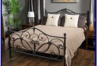 Metal Bed Frame King Size