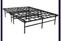 Metal Bed Frame Queen Amazon