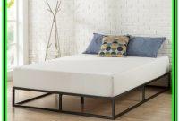 Metal Bed Frames Queen Target