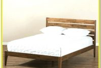 Mid Century King Size Bed Frame