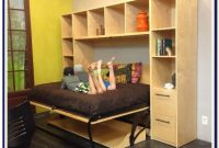 Murphy Bed With Couch And Desk