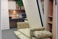 Murphy Bed With Couch Plans