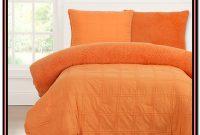 Orange And Grey Bedding Next