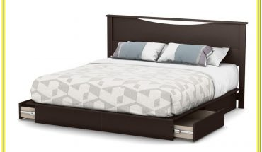 Platform Beds With Drawers King Size