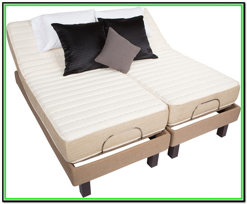 Power Adjustable Bed Frame Full