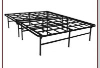 Queen Platform Bed Frame Amazon