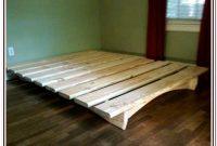 Queen Platform Bed Frame Diy