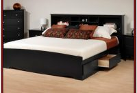 Queen Platform Bed With Storage And Headboard Plans