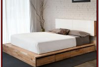Queen Size Bed With Storage Plans