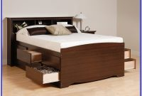 Queen Size Captains Bed Canada