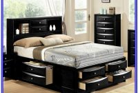Queen Size Captains Bed With Storage