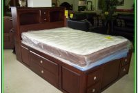 Queen Size Captains Bed With Trundle