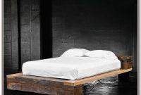 Queen Size Platform Bed Frame Diy