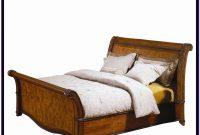 Queen Size Sleigh Bed Measurements