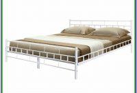 Queen Size Wooden Platform Bed Frame