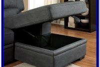 Sectional Sofa With Pull Out Bed And Storage