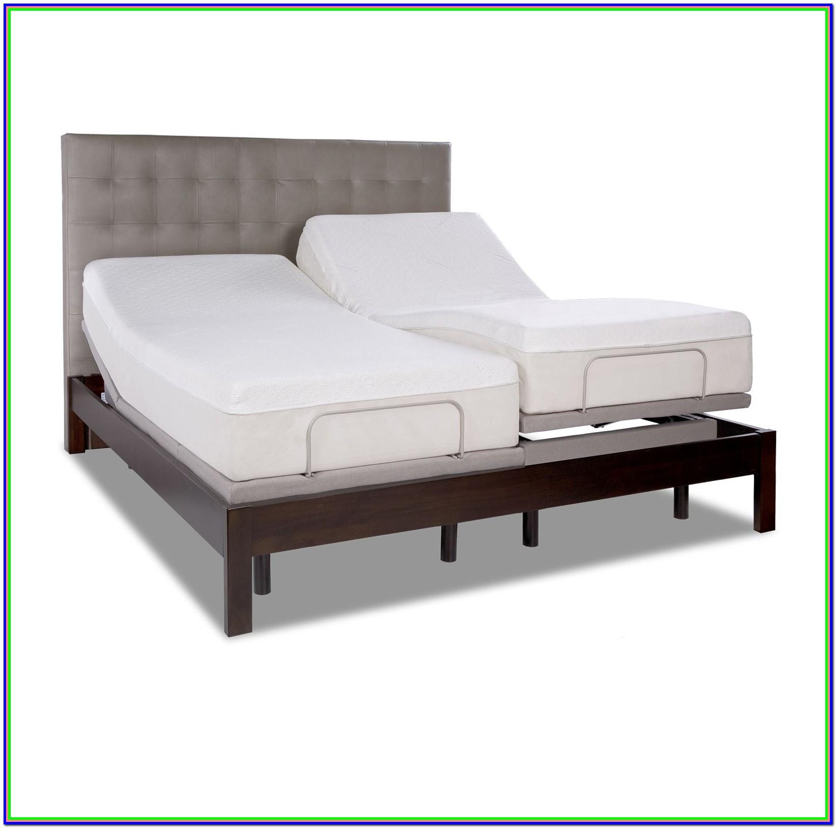 Tempur Pedic Queen Adjustable Bed Frame Advanced Ergo