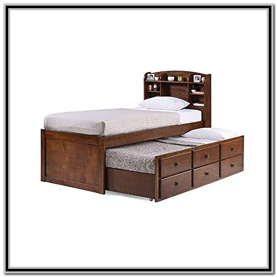 Trundle Bed With Storage India