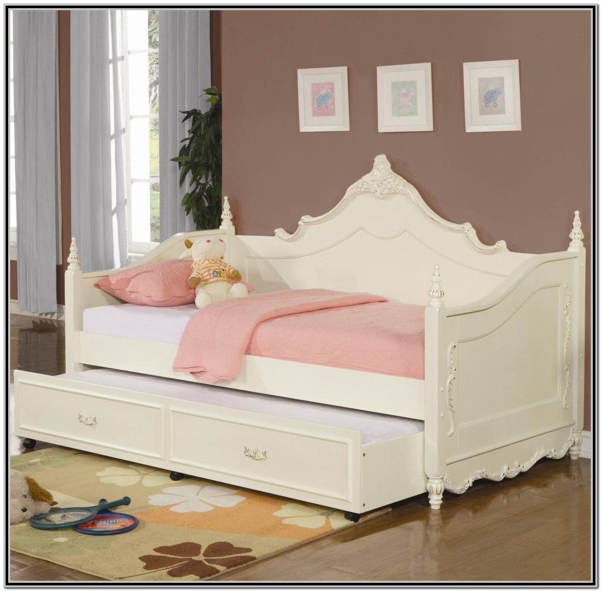 Trundle Bed With Storage Uk