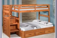 Twin Bed With Drawers Underneath Plans
