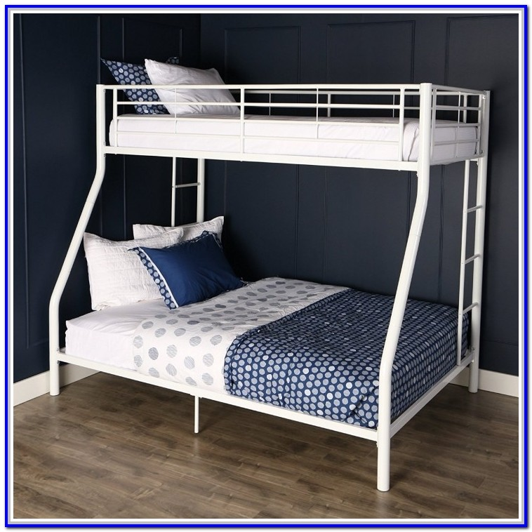 Twin Bunk Beds With Mattresses