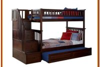 Twin Over Twin Bunk Bed With Trundle Walmart