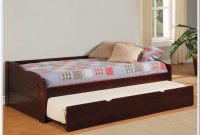 Twin Size Trundle Bed With Mattress