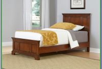 Twin Xl Bed Frame With Storage White