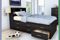 Twin Xl Platform Bed With Storage Ikea