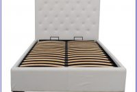 Upholstered Storage Bed Full Size