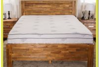 Wood Queen Bed Frame Diy