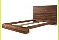 Wood Queen Bed Frame Plans