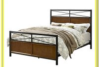 Wood Queen Bed Frame With Headboard And Footboard