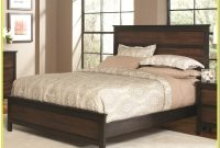 Wooden Bed Frame And Headboard King